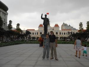 H&J Bap Ho statue
