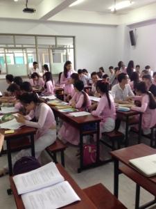 Joe class pink
