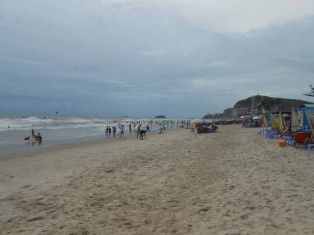 Beach in Vung Tau