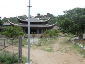 giant pagods