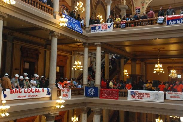 Indiana cap protest 2.11