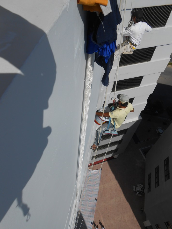 Painters from above g