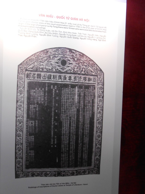 Stele text