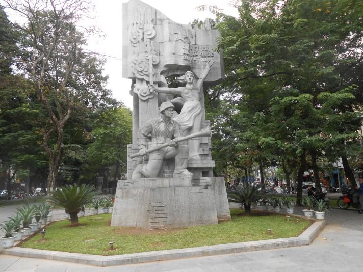 War memorial 1946