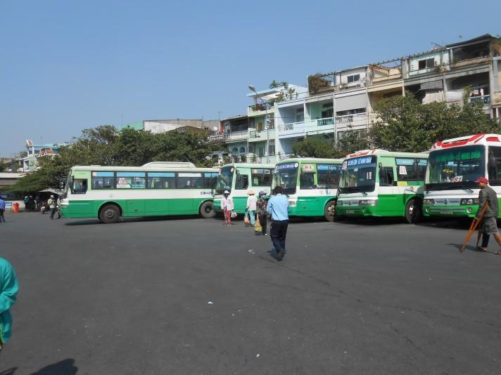 Cho Lon buses