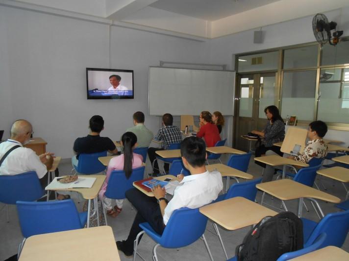 Cornell st and ILO video
