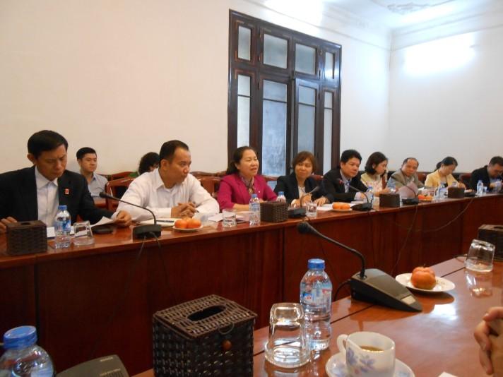 VGCL meeting 1