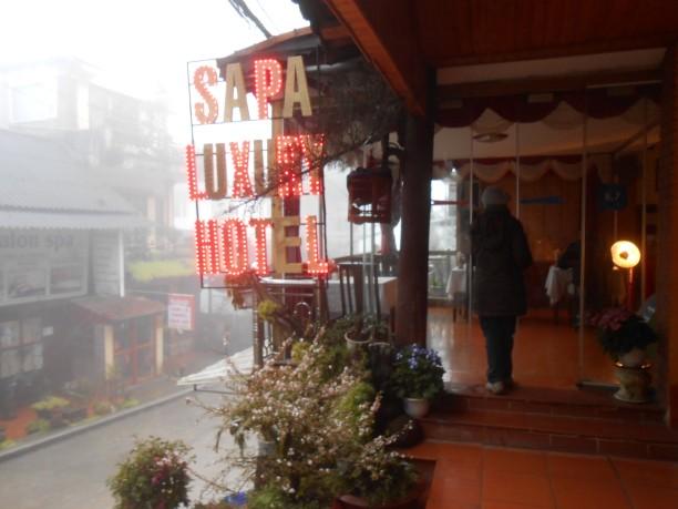 Sapa luc hotel