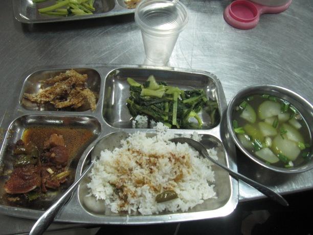 Canteen tray