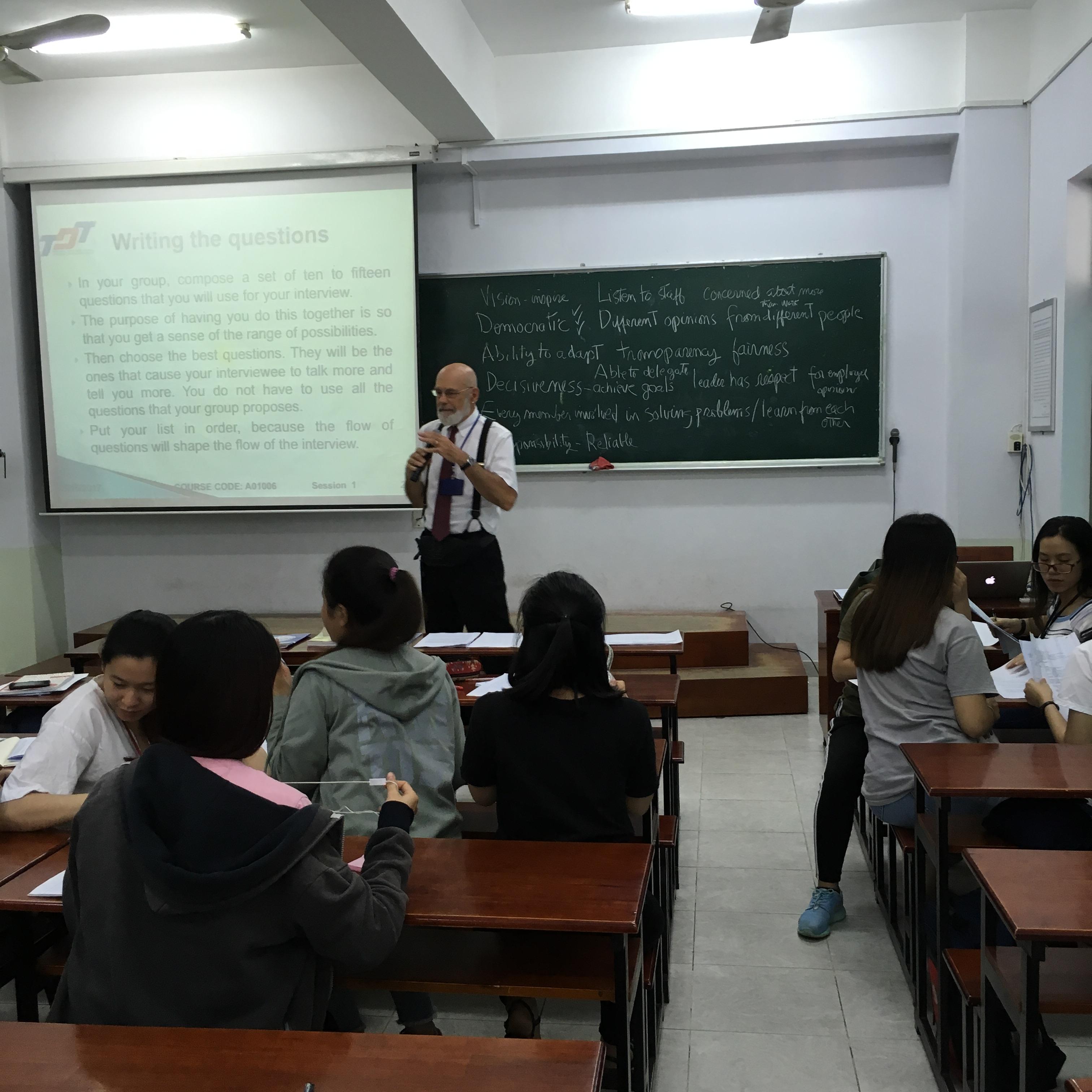 Joes 1st class