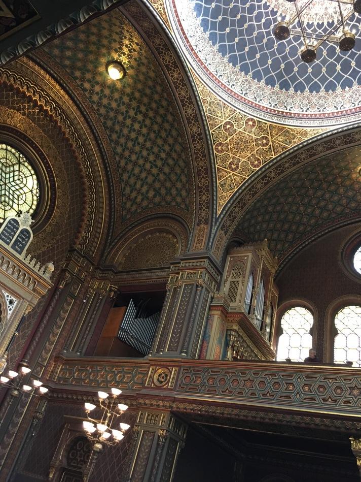 Spanish synagog