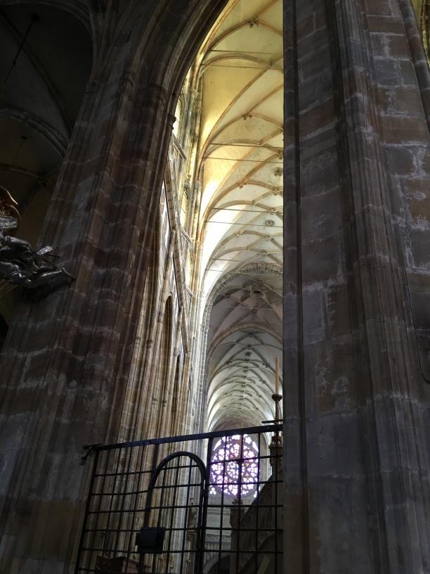St Vitus ceiling